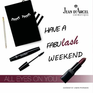 Make-up Jean d'Arcel