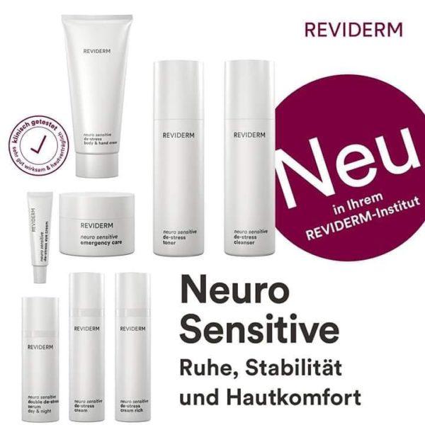 Reviderm Neuro Sensitive - bij Schoonheidssalon Elements Cosmetics