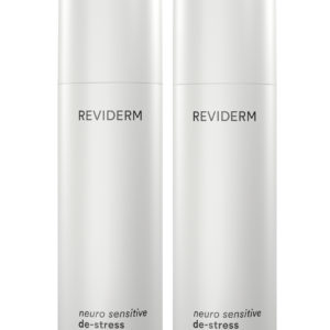RE81015 Reviderm Neuro Sensitive cleansing set voor de overgevoelige huid die nergens tegen kan