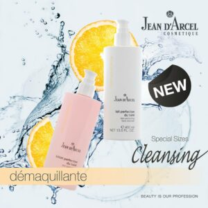 Skin perfecting XL set cleansers 1470-1471